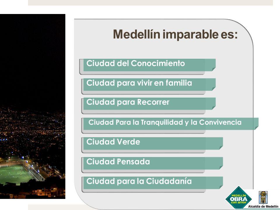 Medellín imparable es: