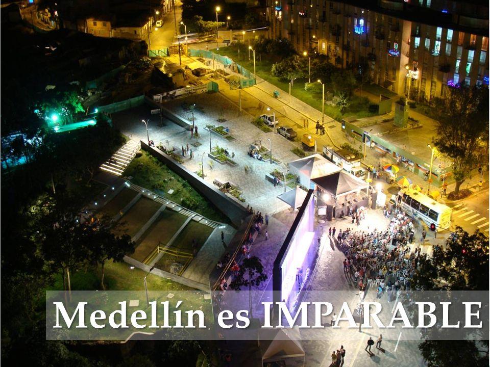 Medellín es IMPARABLE