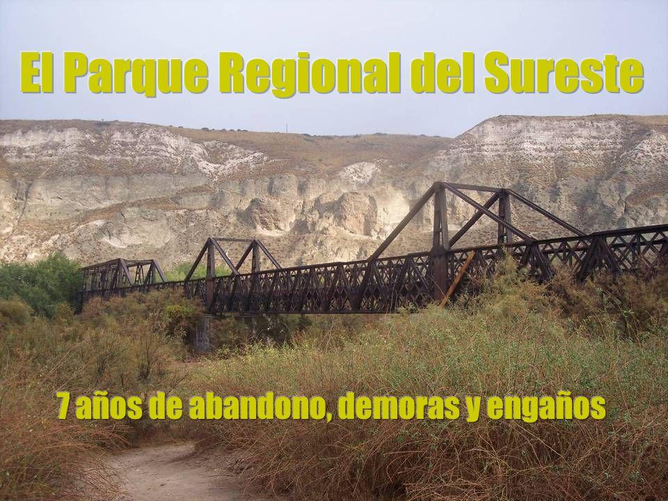 Representa uno de los espacios más valiosos de la Región.