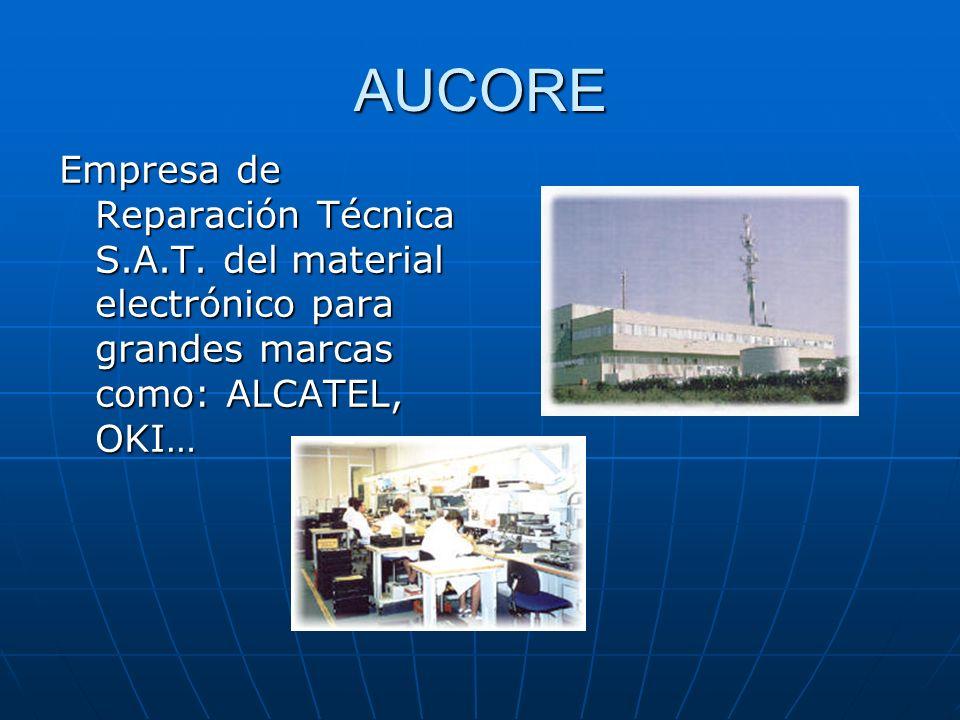 AUCORE Empresa de Reparación Técnica S.A.T.