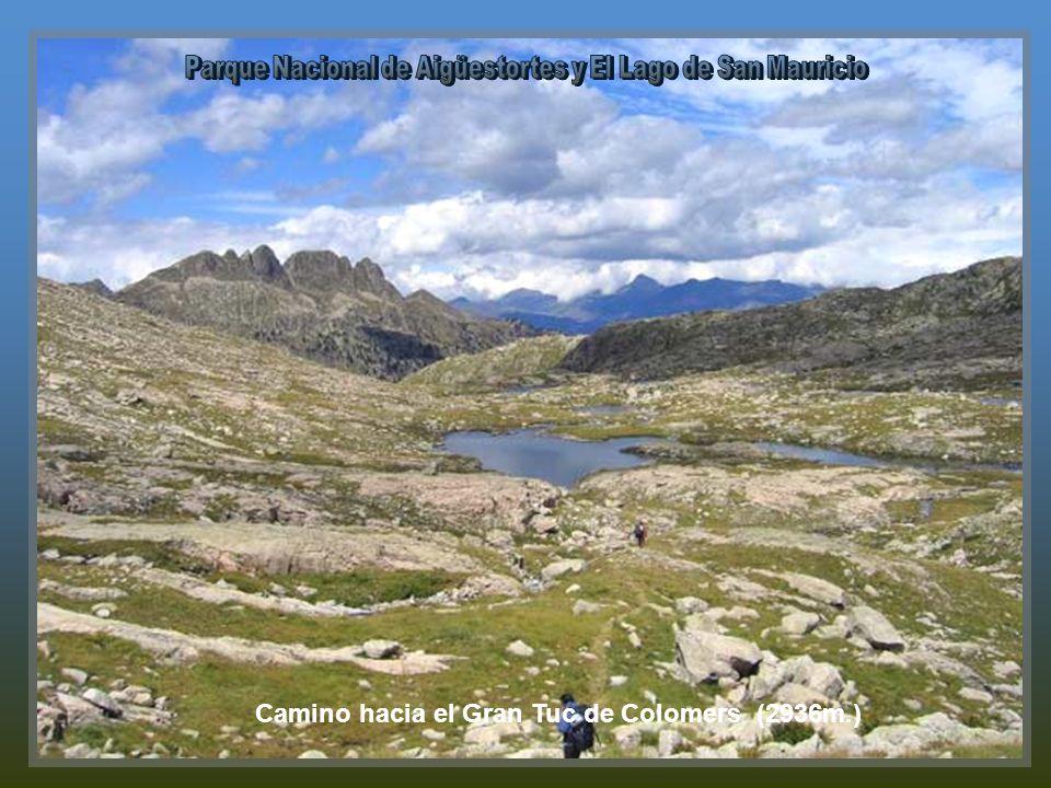 .) Pic Comaloforno (3.033m)