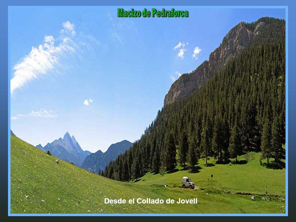 Pollegó Superior (2.497 m) Dentro del Parque natural de Cadí- Moixeró