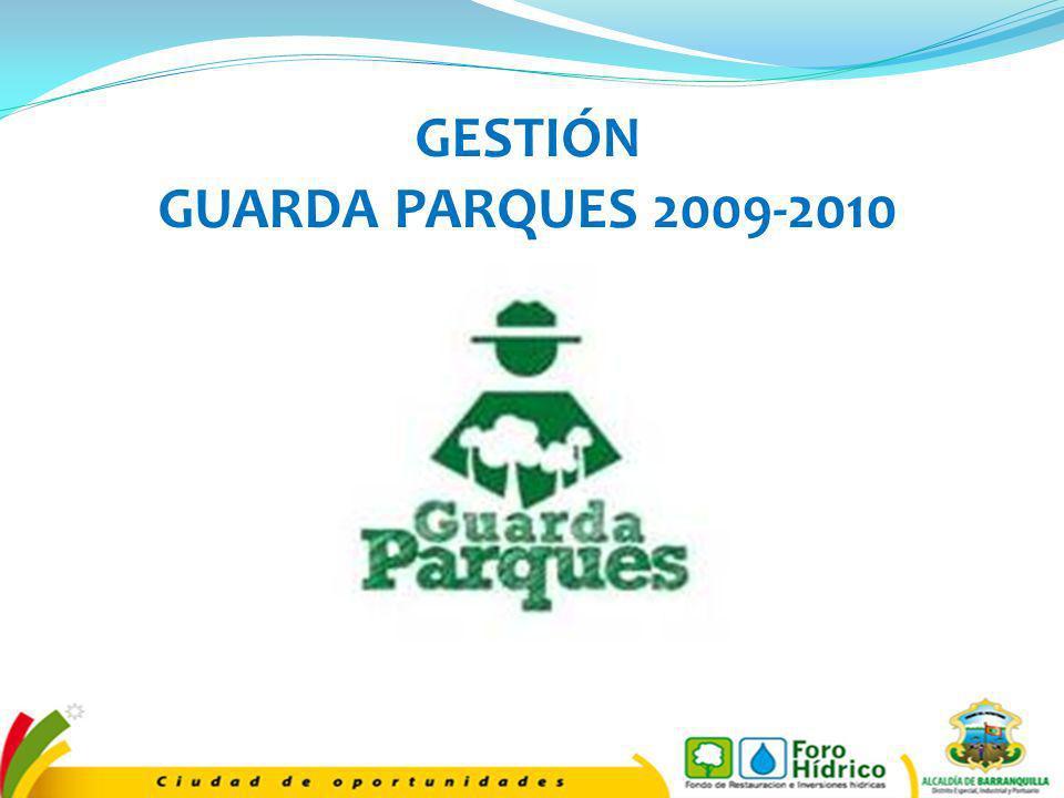 CONTENIDO MARCO CONCEPTUAL JUSTIFICACIÓN NUESTRO SENTIR NUESTRA GESTION ¿Quiénes son los Guarda Parques.