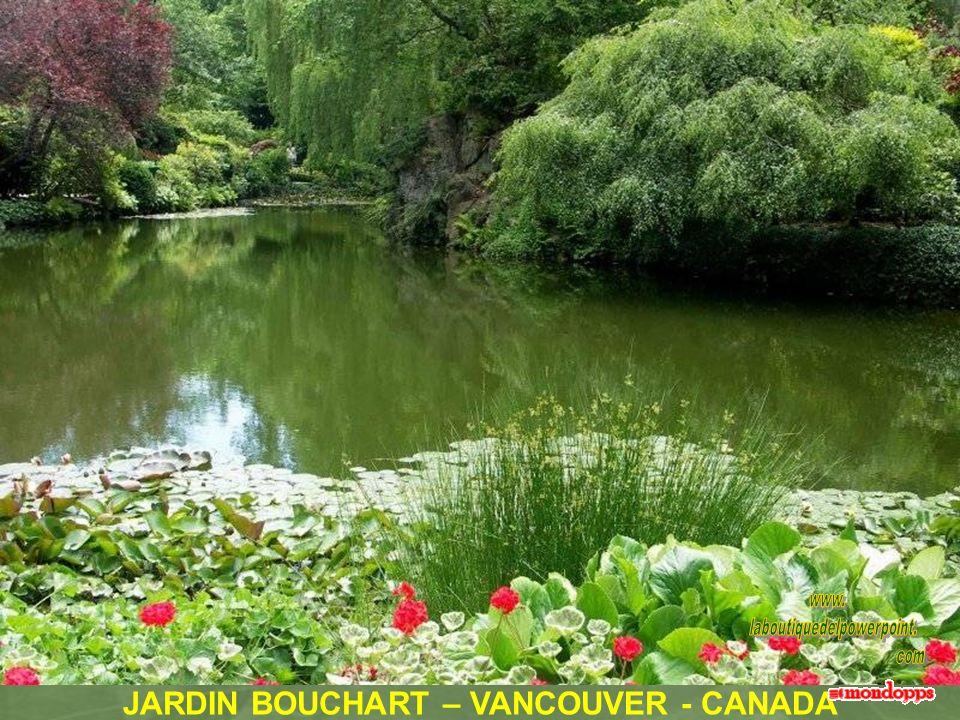 JARDIN BOTANICO – VANCOUVER - CANADA