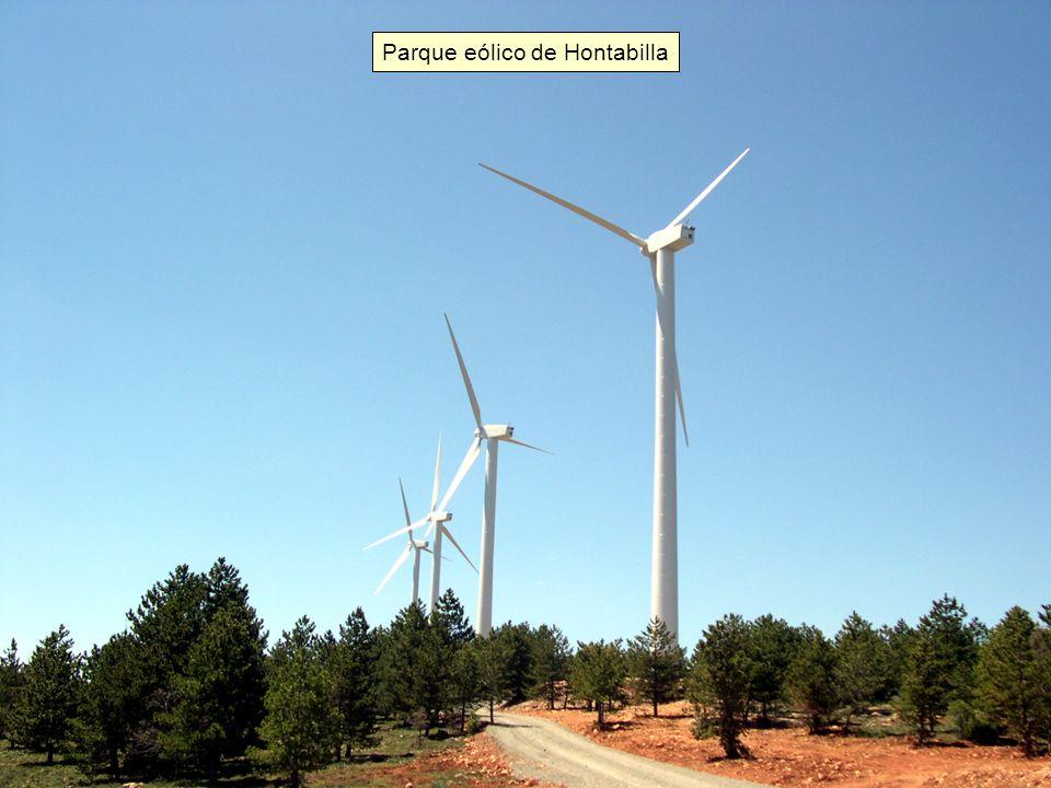 Parque eólico de Hontabilla