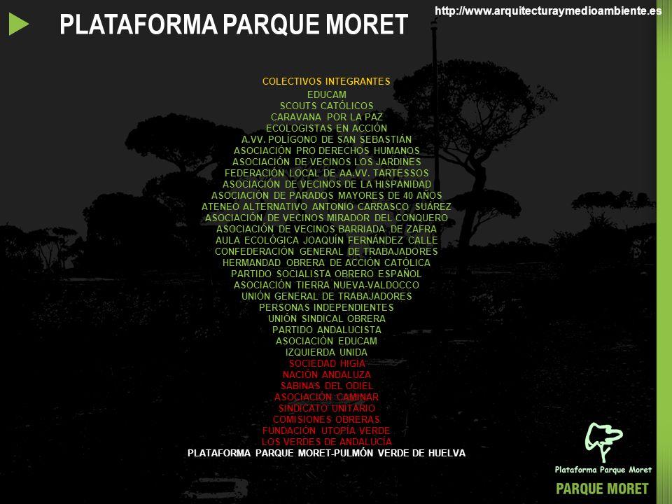 Los restos arqueológicos que presentan un mayor valor en el ámbito del Parque Moret son los túmulos funerarios de la época tartésica localizados en su