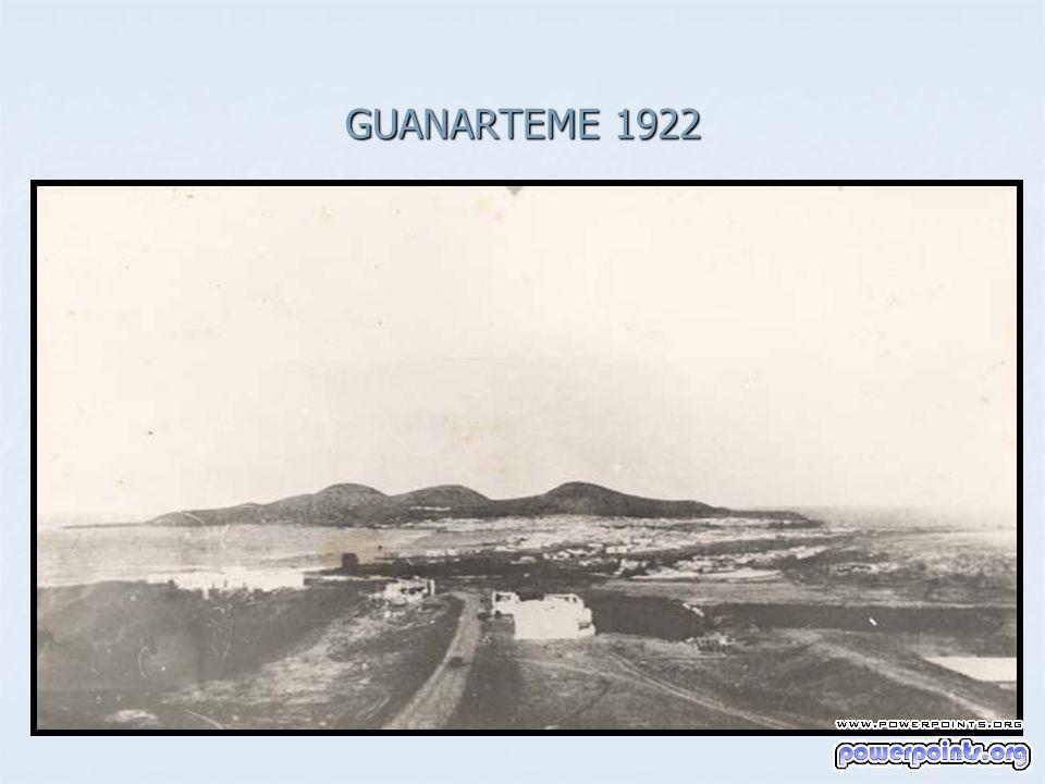 GUANARTEME 1922