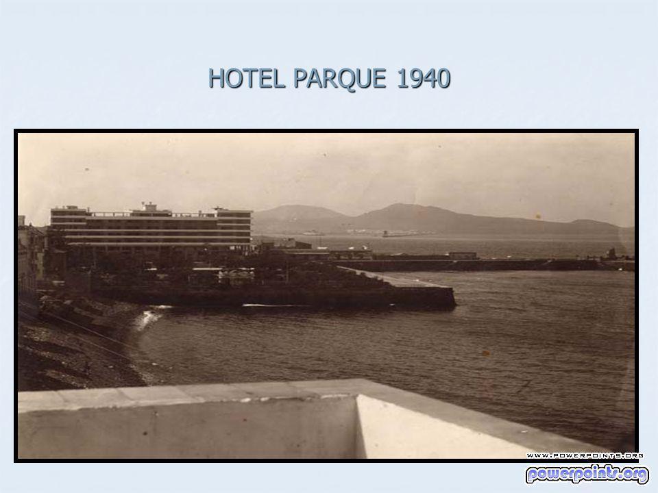 HOTEL PARQUE 1940