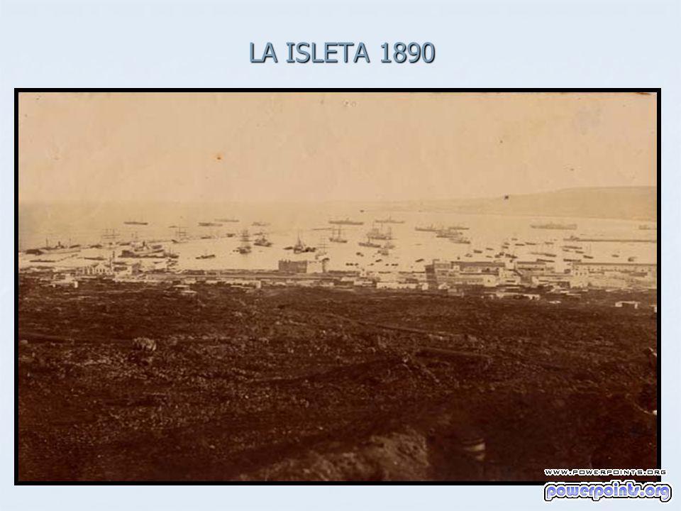 LA ISLETA 1890