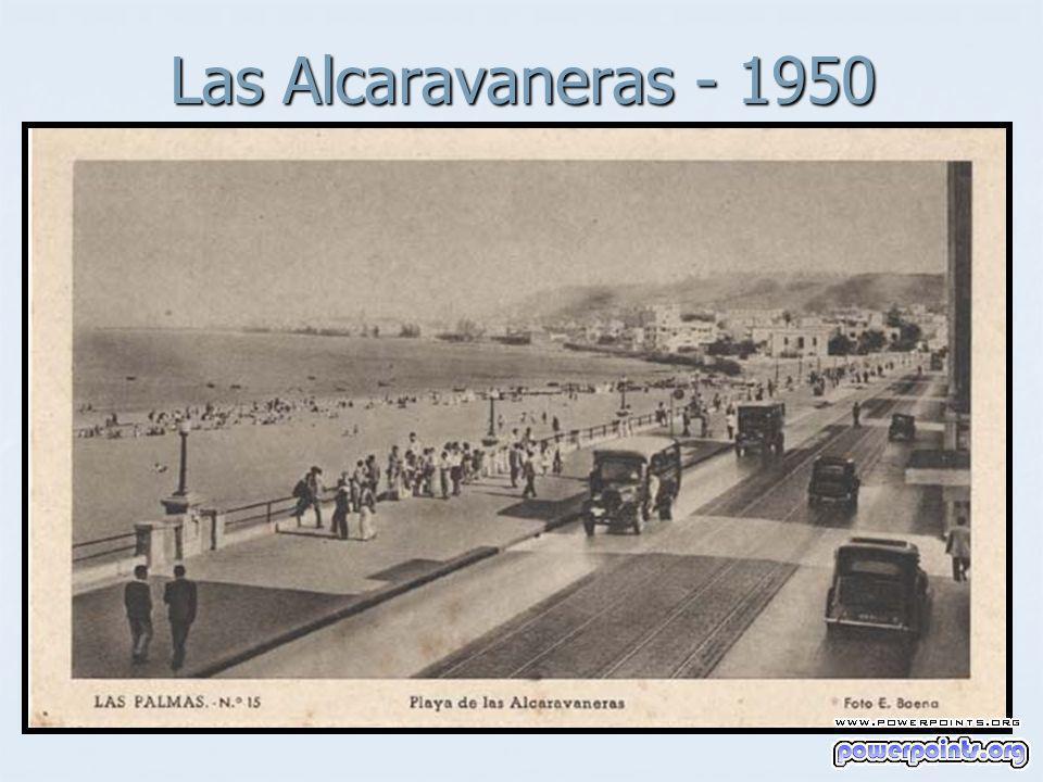 Las Alcaravaneras - 1950