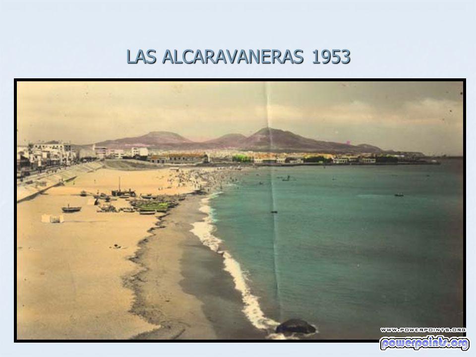 LAS ALCARAVANERAS 1953