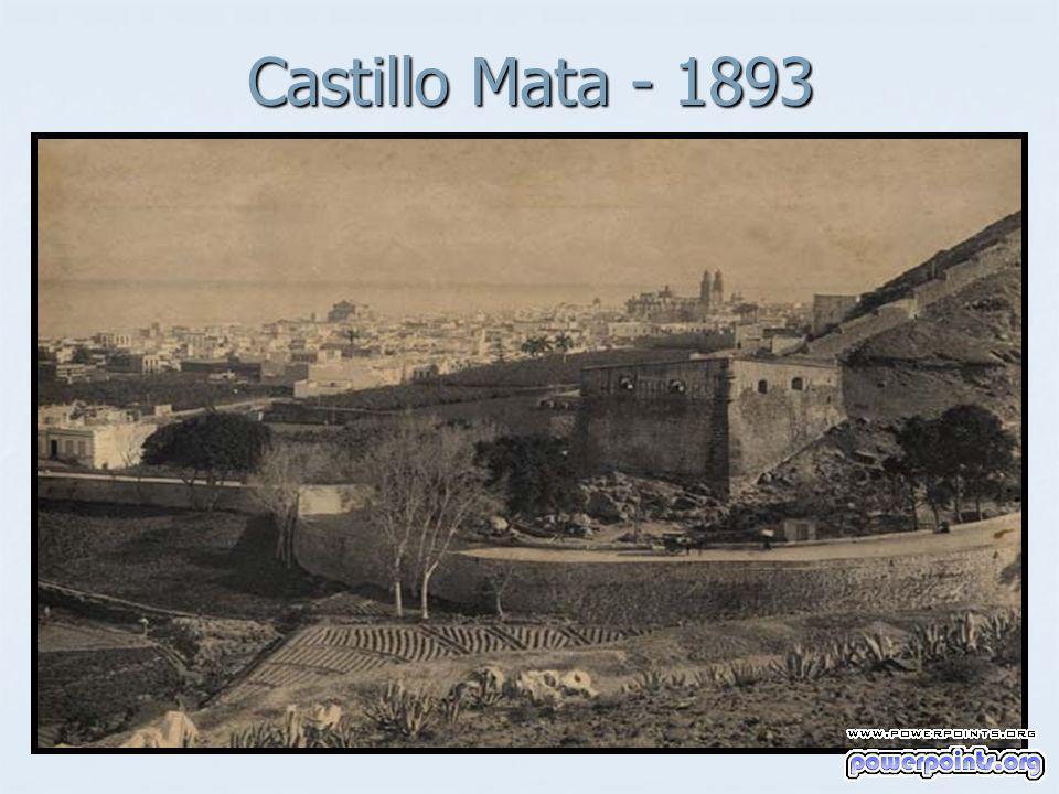 Castillo Mata - 1893