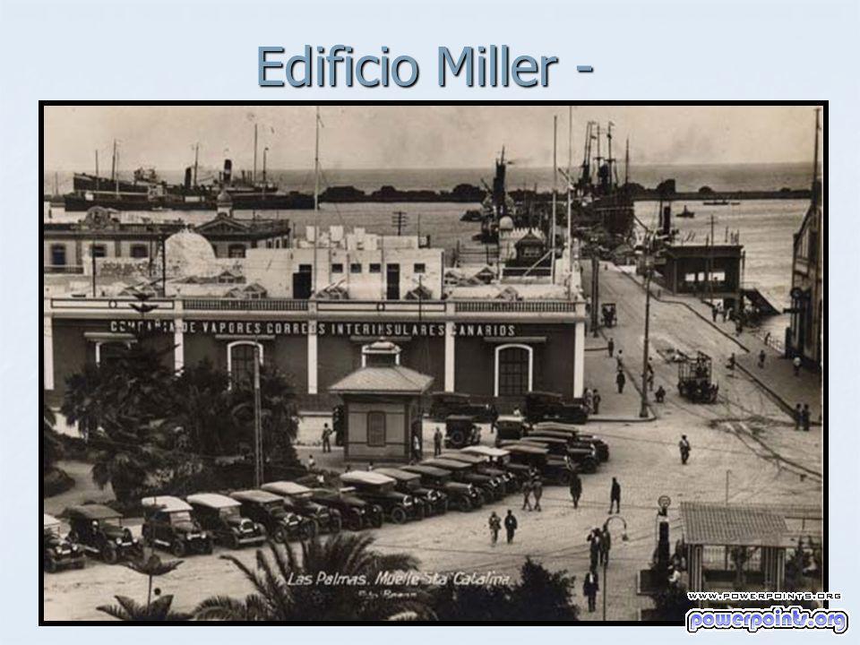 Edificio Miller -