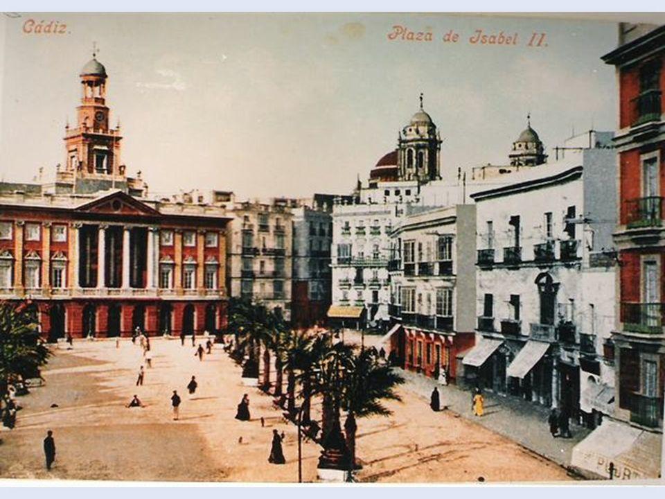Chimenea Panificadora Castro, edificio Capuchino y Manicomio