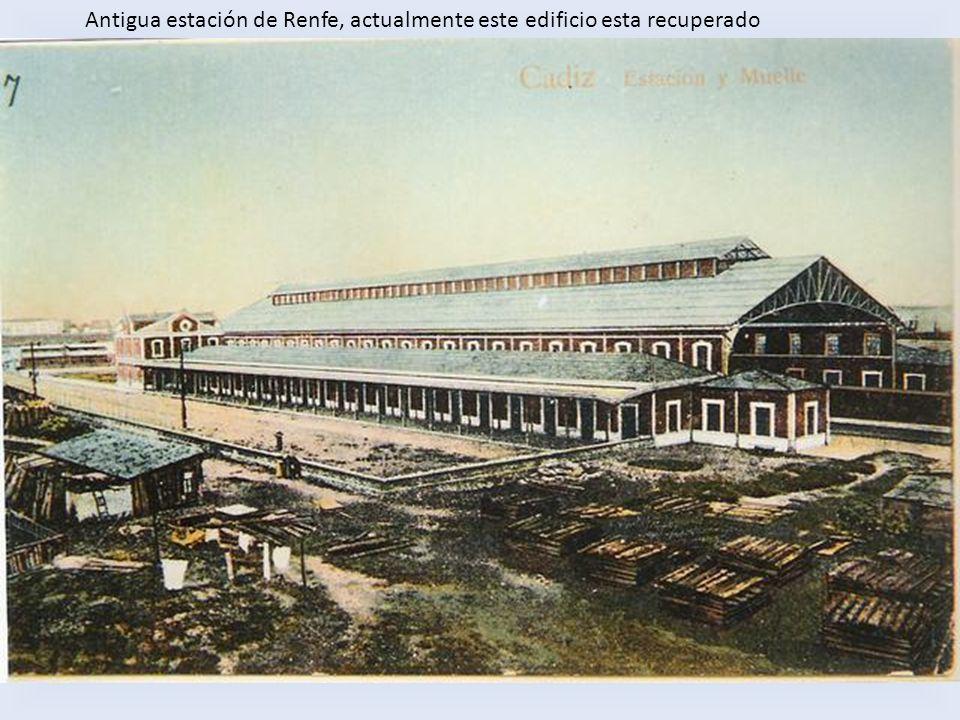 Curiosa vista carruaje, Hospital Mora y cabras comiendo en la parte norte de la Caleta