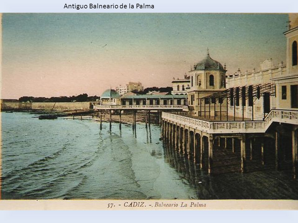 Plaza de San Antonio vista de la casa de Dº José María Peman