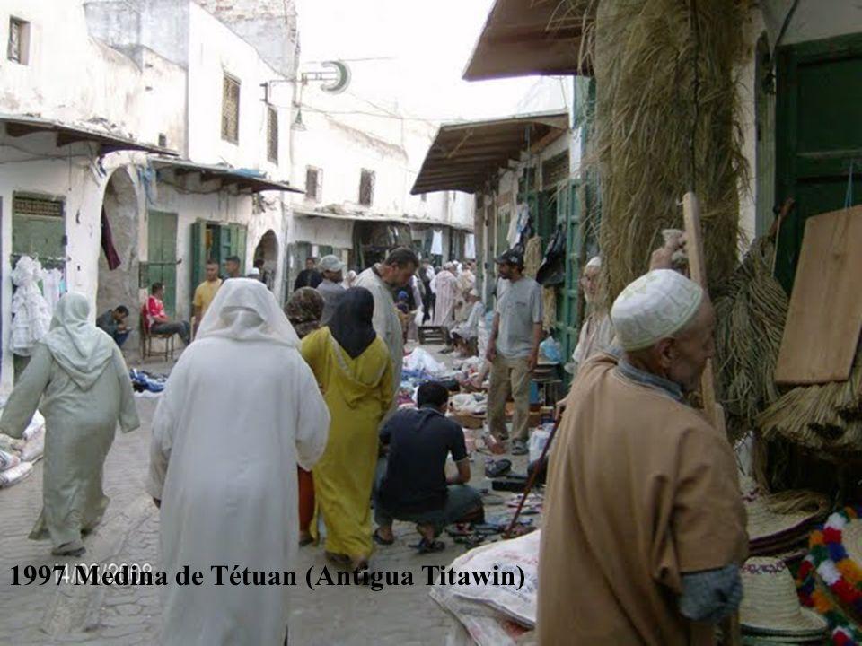 1996 Ciudad histórica de Meknes