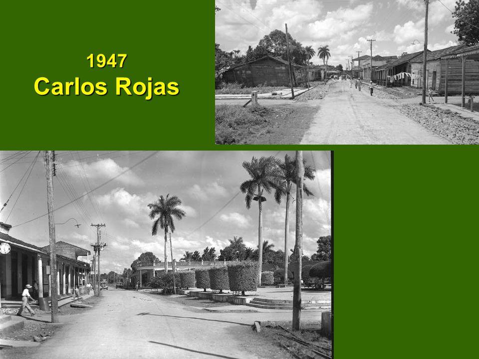 1947 Carlos Rojas