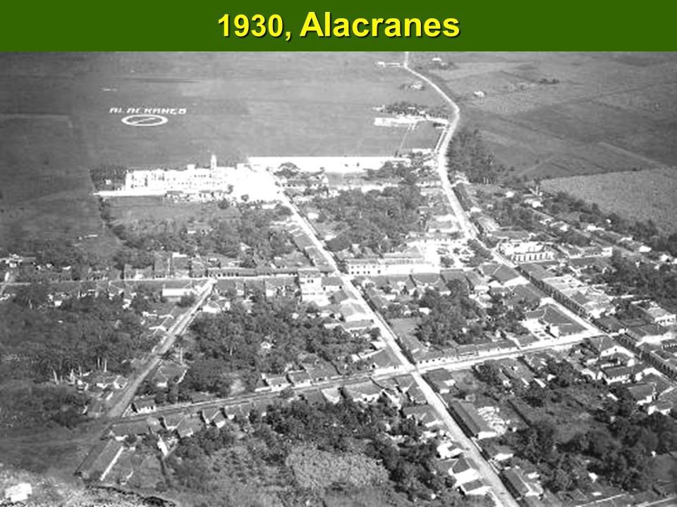 1947, Paseo de Martí