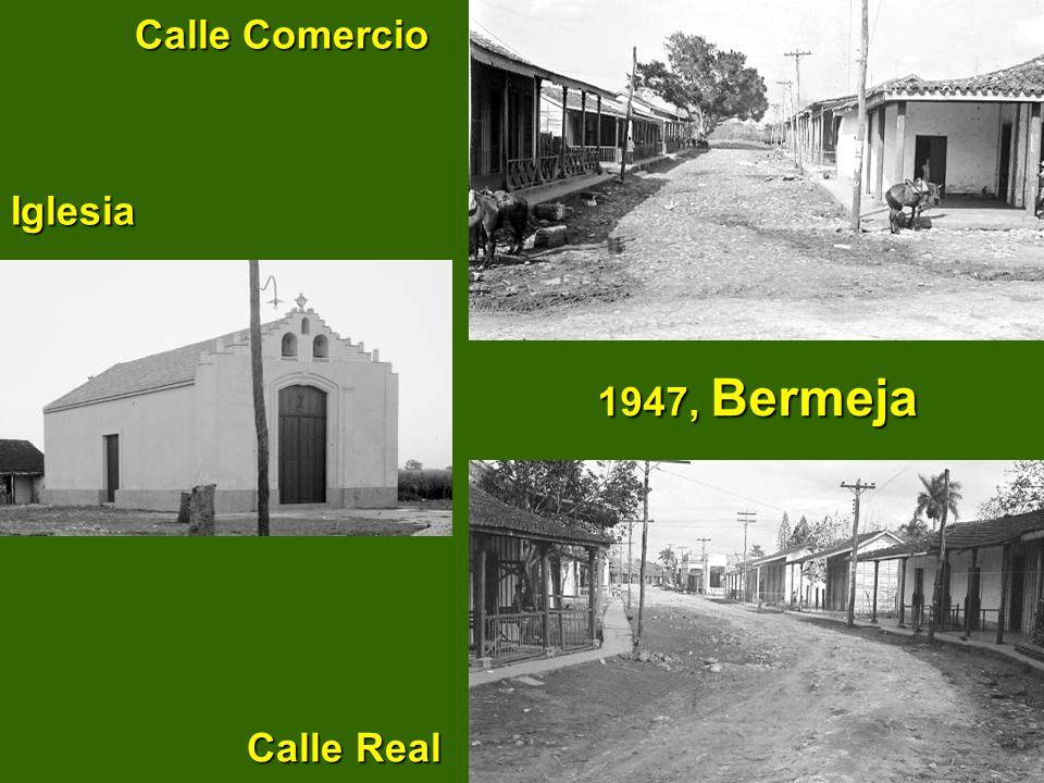 Calle América 1947 Calle Cuba Calle América 1947 Calle Cuba