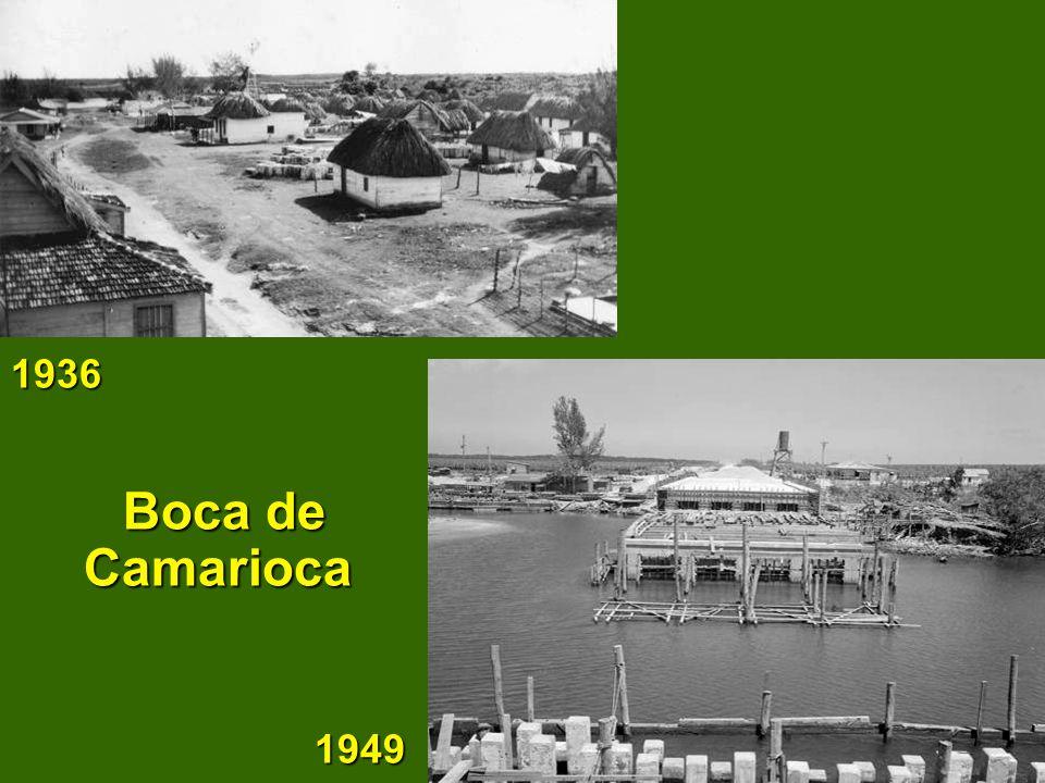 Parque General Machado en construcción 1928 1929