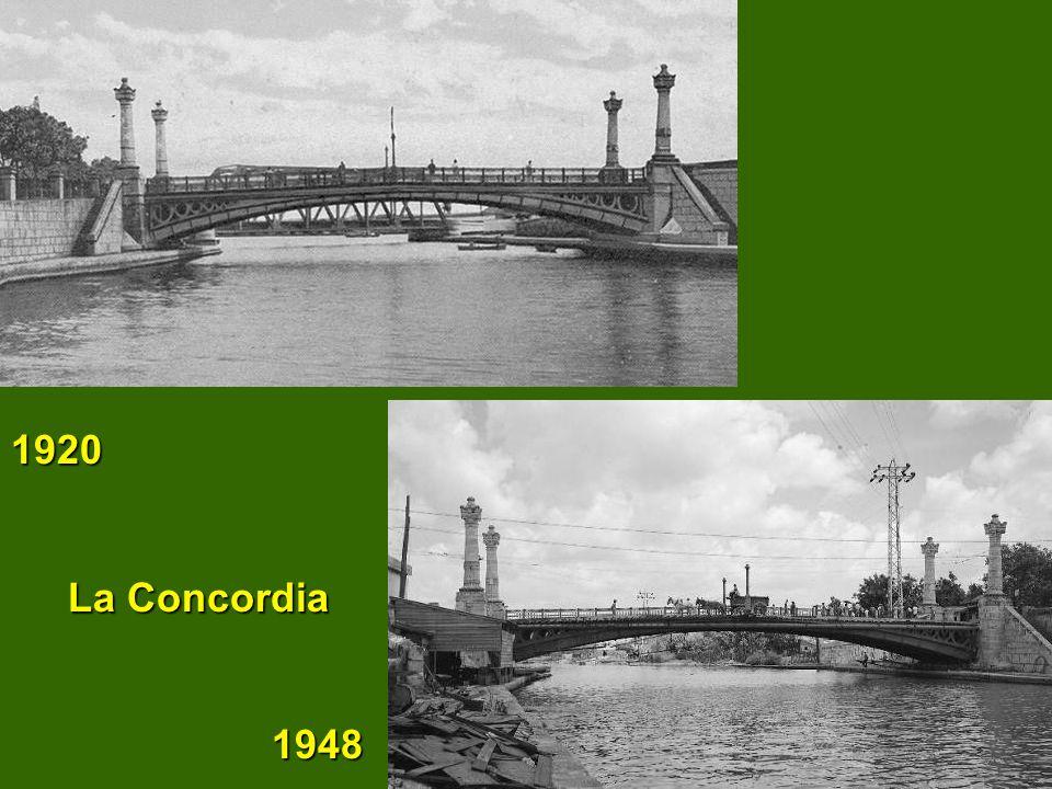 1920 La Concordia 1948