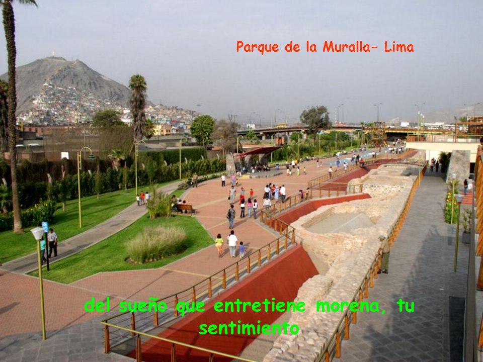 a ver si así despiertas del sueño Arzobispado de Lima