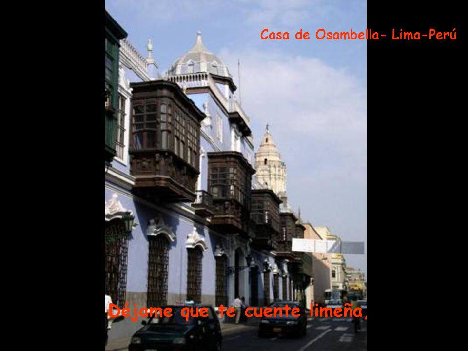 del viejo puente, del río y la alameda. Puente de los Suspiros- Lima-Perú