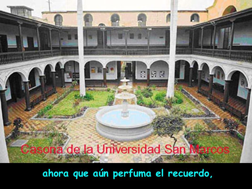 Déjame que te cuente limeña, Casa de Osambella- Lima-Perú