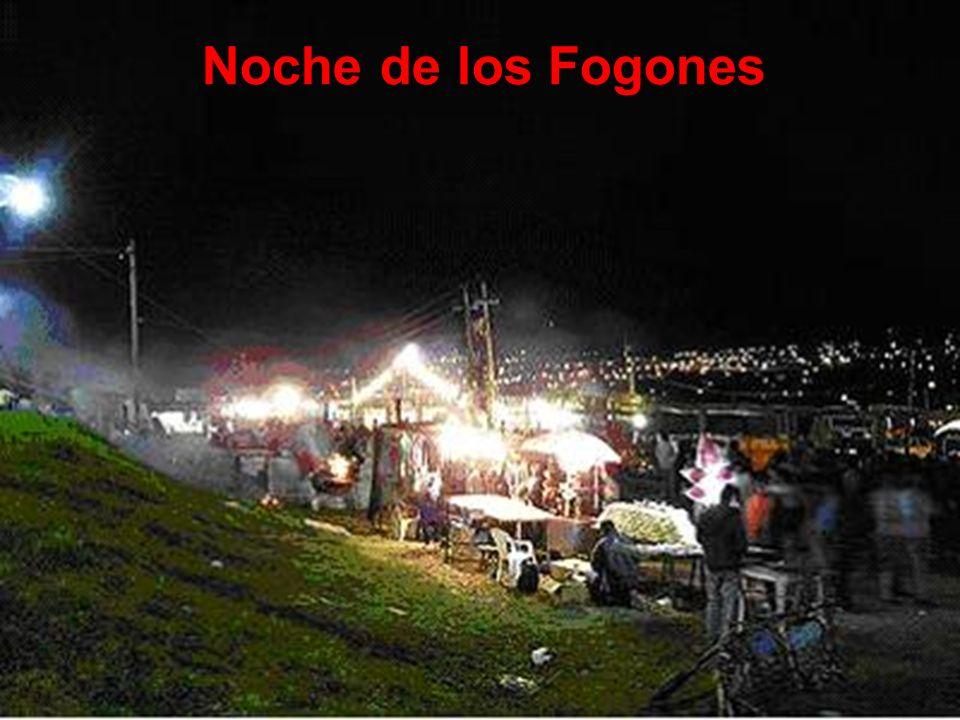 Noche de los Fogones
