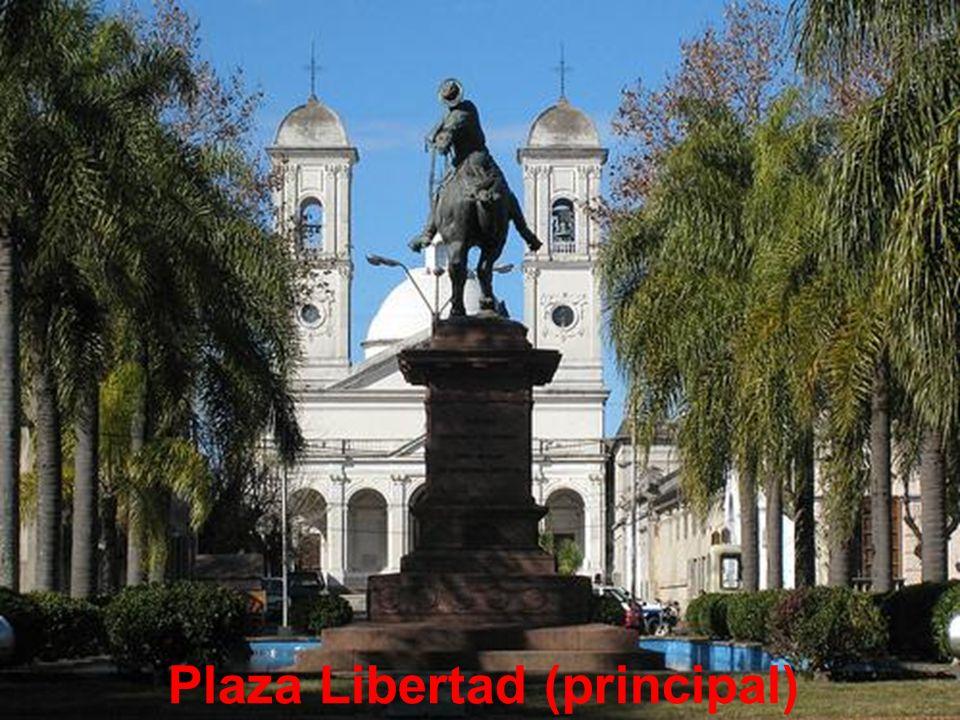Plaza Libertad (principal)