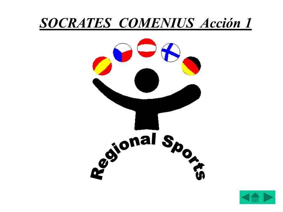 SOCRATES COMENIUS Acción 1