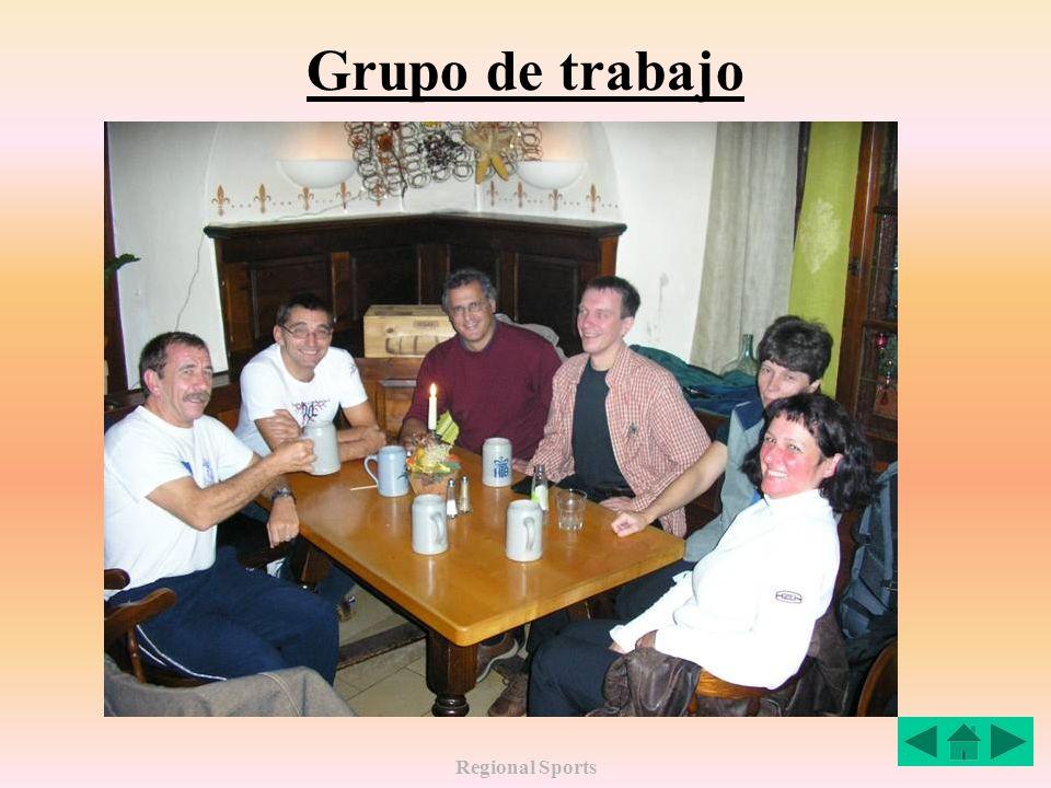 Regional Sports Grupo de trabajo