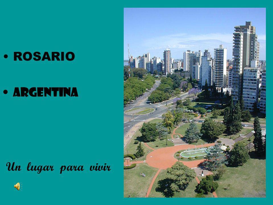 Rosario es una ciudad del centro-este de Argentina, situada en la provincia de Santa Fe.