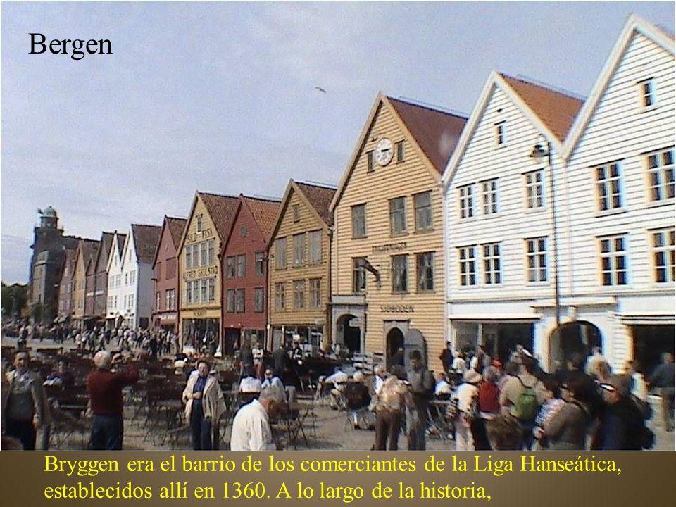 Bergen, Ayuntamiento viejo