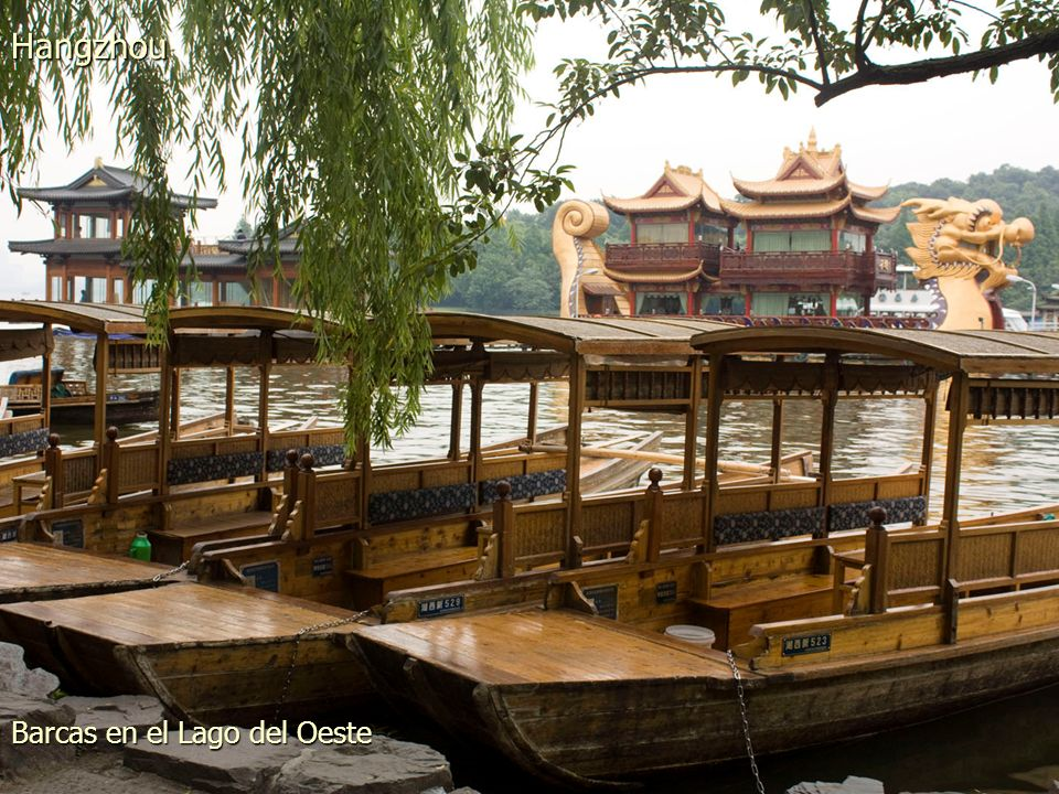 Hangzhou Lago del Oeste