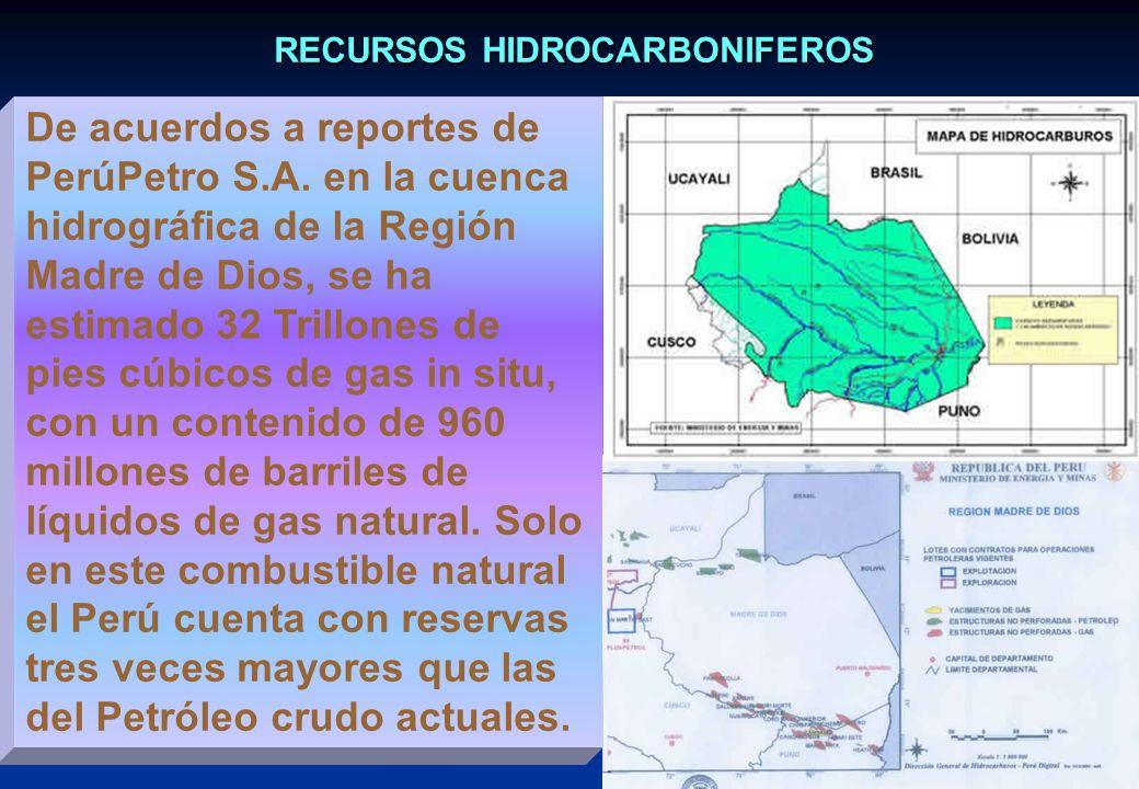 RECURSOS MINERALES (NO METALICOS) Como diatomitas, rocas de color blanco, identificadas en la naciente de los ríos Chandles y Yaco, también en zonas c