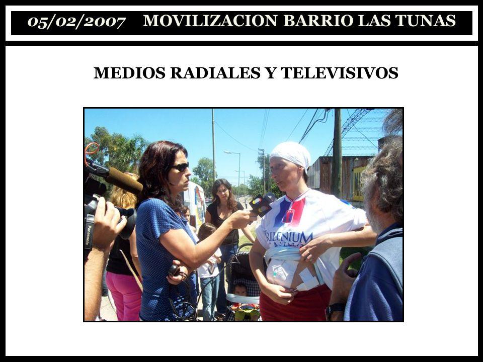 MEDIOS RADIALES Y TELEVISIVOS