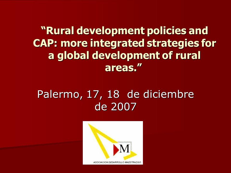 La Asociación para el Desarrollo del Maestrazgo y el Parque Cultural.
