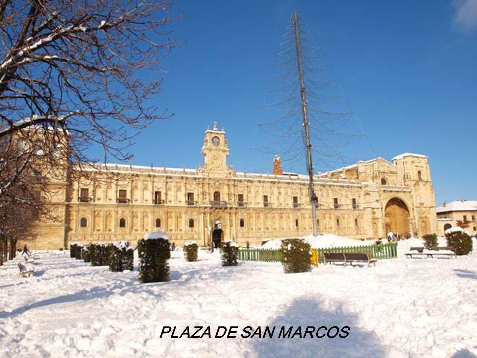 LAS PÉRGOLAS (Plaza de San Marcos)