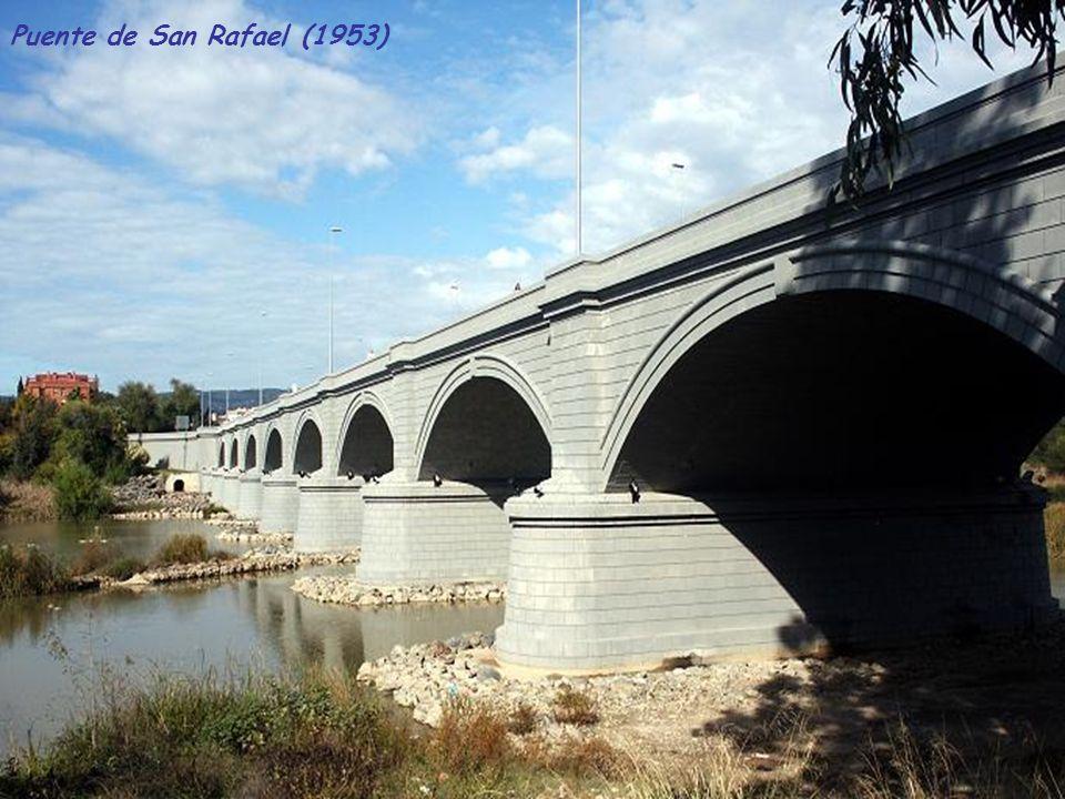 Puente de San Rafael 1953