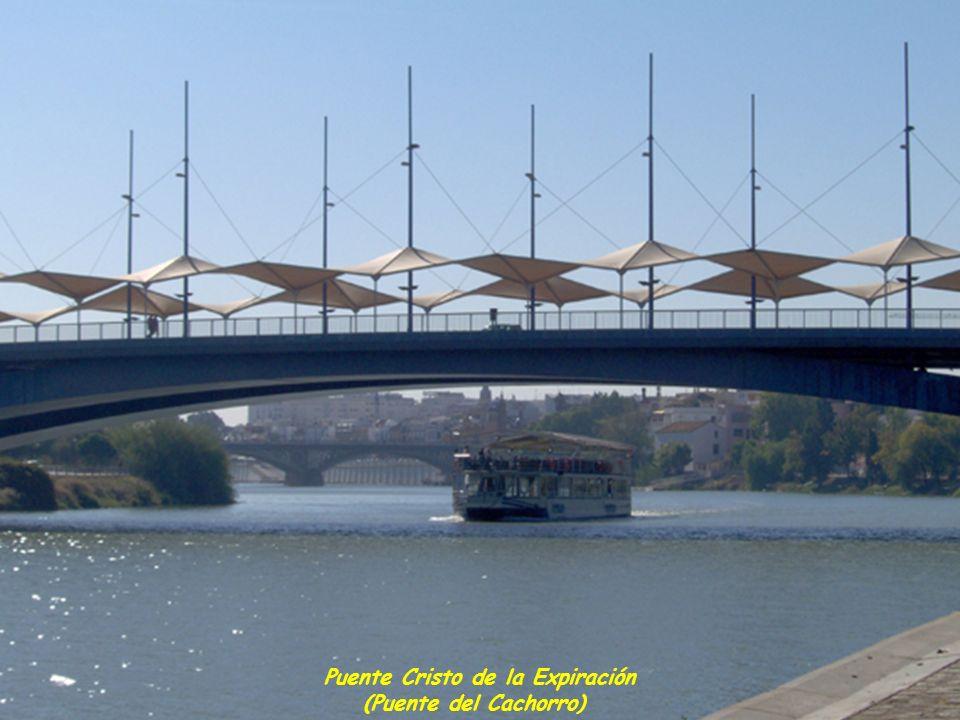 Puente de la Barqueta Puente del Alamillo