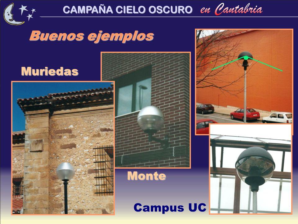 CAMPAÑA CIELO OSCURO Muriedas Monte Campus UC Buenos ejemplos