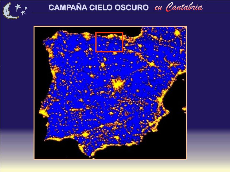 CAMPAÑA CIELO OSCURO Malos ejemplos...
