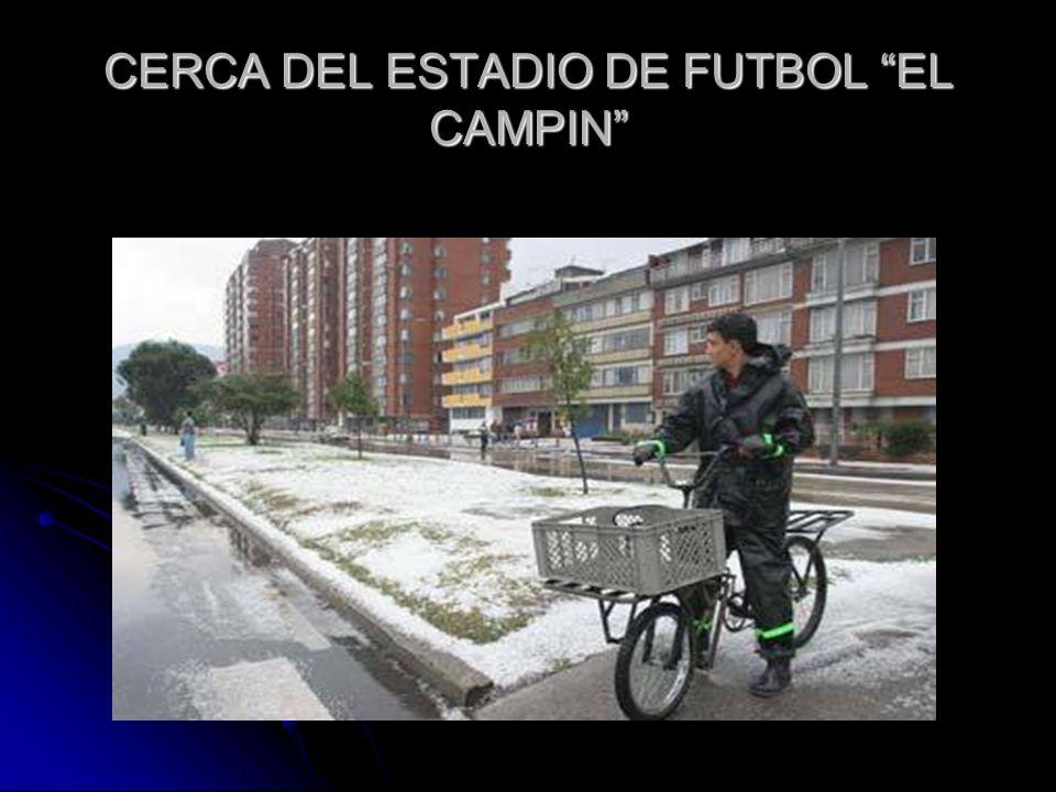 CERCA DEL ESTADIO DE FUTBOL EL CAMPIN
