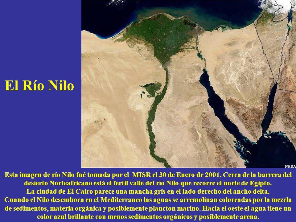¿El Arca de Noé? ¿Es o no es? La imagen tomada por el satélite Digital Globe del monte Ararat, en Turquía es considerada como una posible situación de