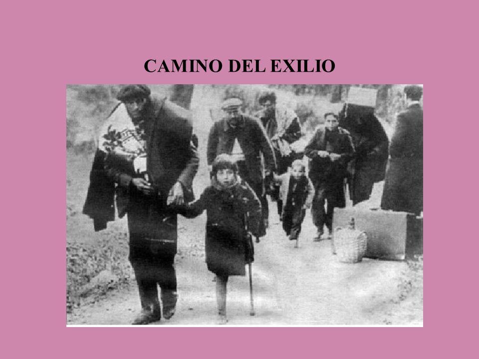 CAMINO DEL EXILIO