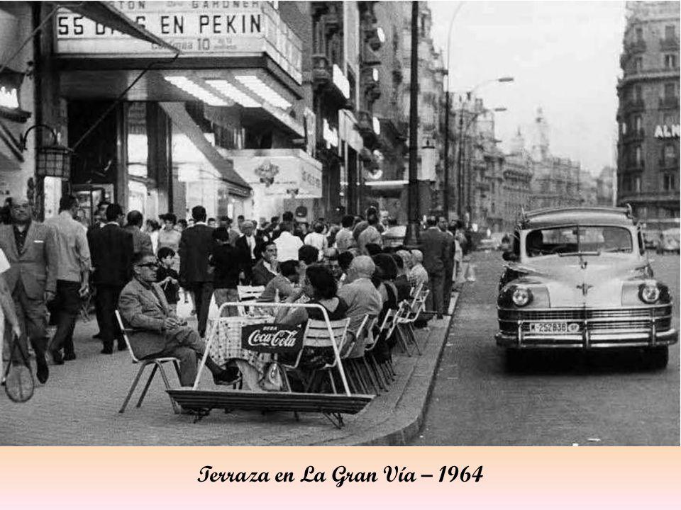 Calle Serrano Cine Doré, calle Santa Isabel