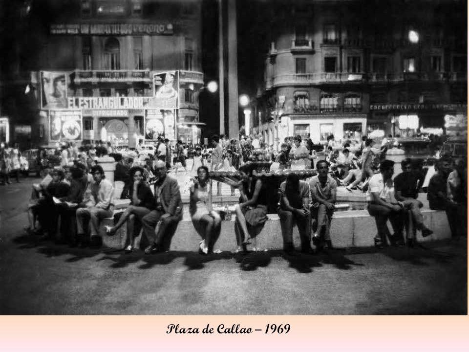 Festividad de San Antón 1968