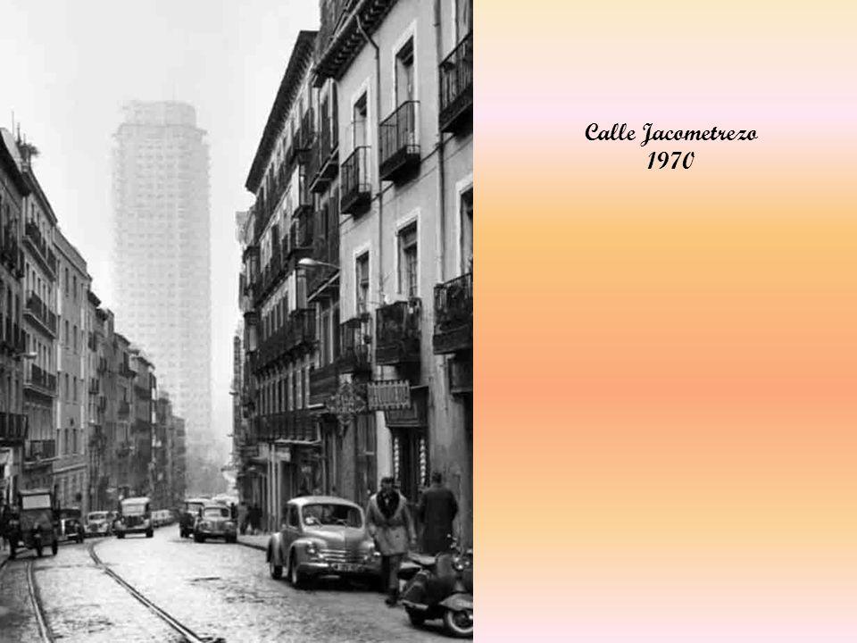Plaza de Callao – 1969
